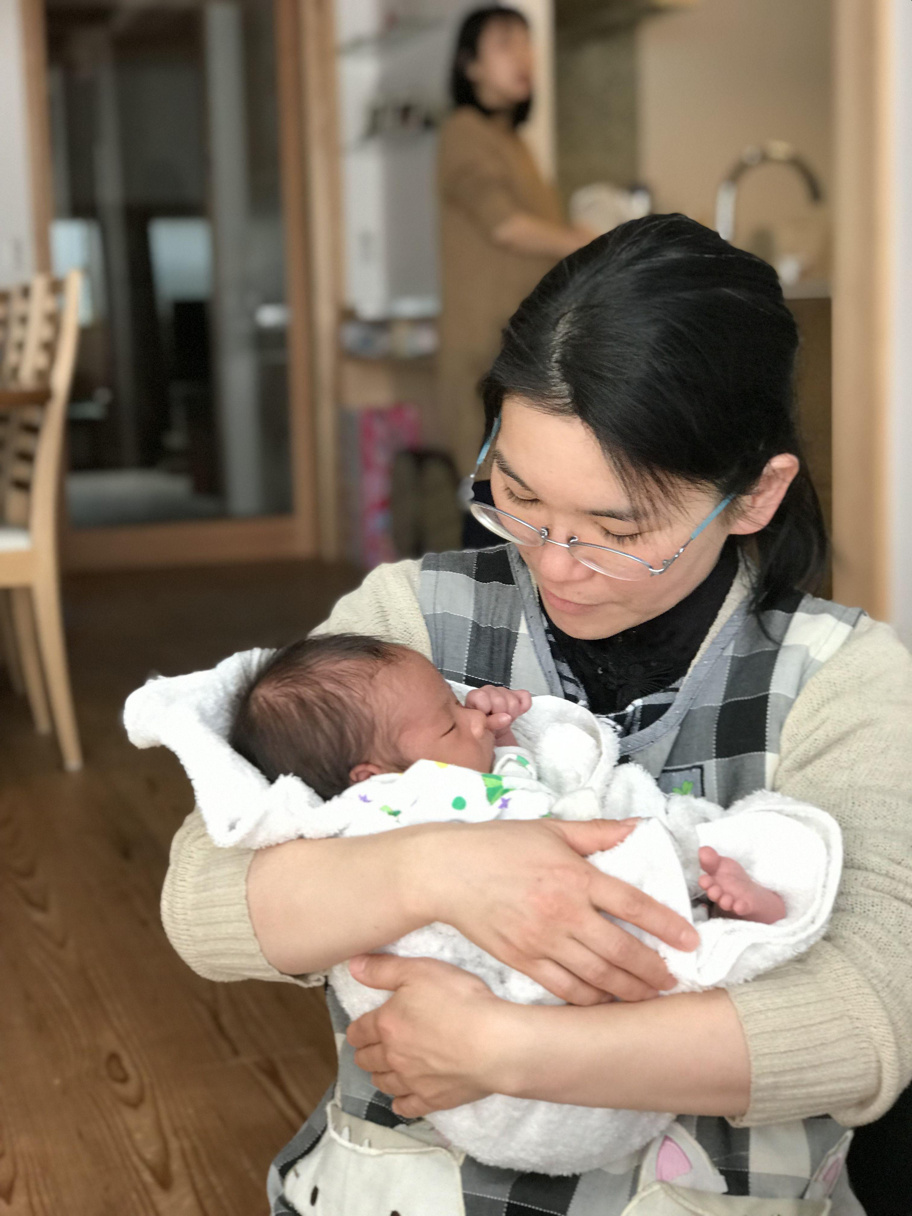 助産師訪問PAM